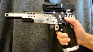 (Airsoft) Tokyo Marui Hi-Capa 5.1 Shuey Custom Custom Race Gun (Open)