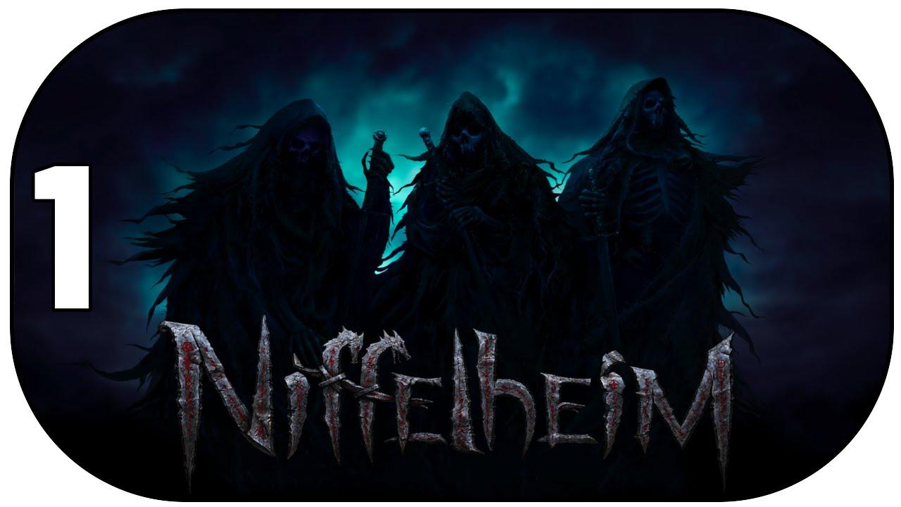 NIFFELHEIM WikingerMinecraft DeutschGerman Lets Play - Minecraft wikinger hauser