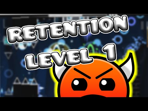 Geometry Dash - If Retention Was Level 1 by bypipez