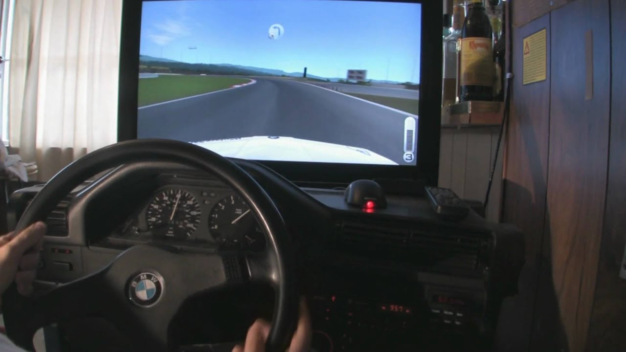bmw e30 driving simulator youtube. Black Bedroom Furniture Sets. Home Design Ideas