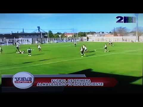 Almaceneros 2 - 1 Independiente