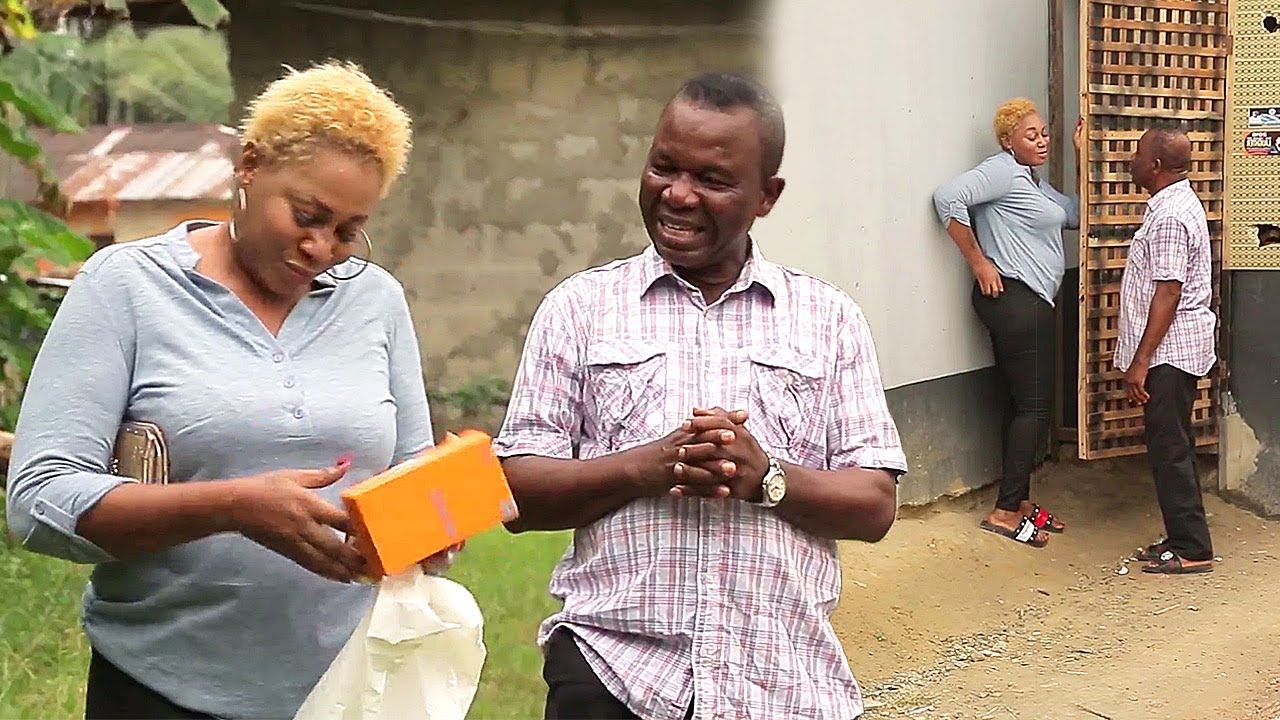 Download GET READY TO LAUGH OUT LOUD IN THIS CHIWETALU AGU MOVIE 'SUGAR DADDY VIBES' - 2021 Nigerian Movie