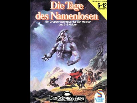 [DSA5] Die Tage des Namenlosen 4 - Der Zauberlehrling