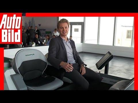 Schaeffler Mover (CES 2019) - Rosberg erklärt den Mover