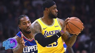 Lakers or Clippers: Who is the king of L.A.? | Now Or Never