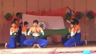 Ma Tujhe Salaam-Dance By Aadi