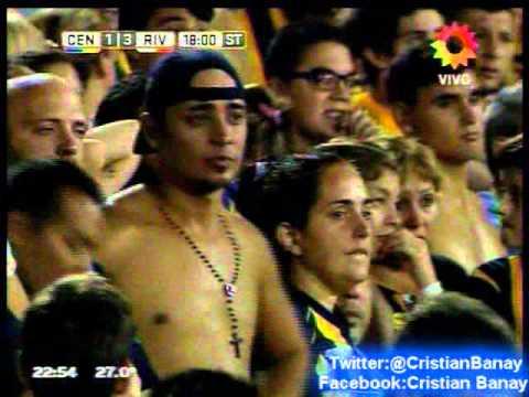 Rosario Central 3 River 3 (Relato Sebastian Vignolo) Torneo Primera Division 2016