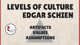 Organizational Culture Edgar Schein