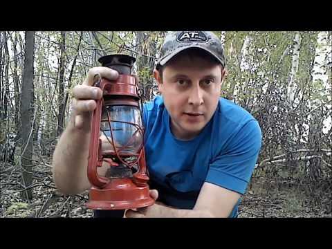 Как пользоваться керосиновой лампой видео