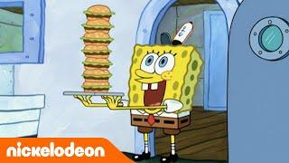 SpongeBob Schwammkopf   Krabbenburger Fans   Nickelodeon Deutschland