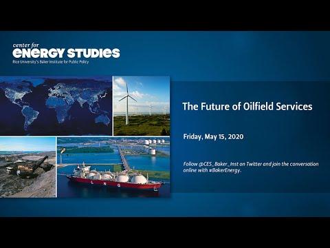 The Future of Oilfield Services