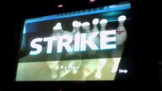 AMF BOWLING PINSBUSTERS 225 GAME
