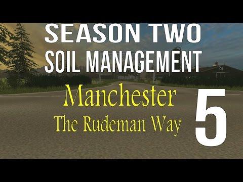 Farming Simulator 2015 Manchester Season 2 Soil Management Ep 5