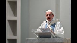 Homilia Franciszka wygłoszona podczas Mszy św. w Bazylice Katedralnej w Santa Maria la Antigua