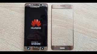 Mate 9 Pro Glass Only Repair - Step by step