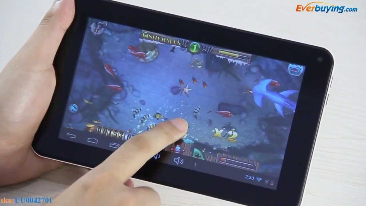 Google Android 4 1 Tablet