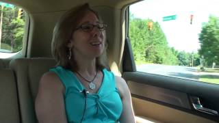 Romance in the Backseat interview July 2009