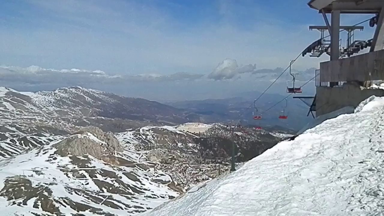 saklıkent ski resort turkey antalya - | Горнолыжный курорт Саклыкент