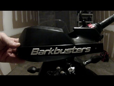 Barkbuster Hanguard Install, How To, Honda NC700X