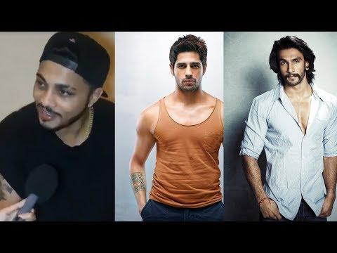 Raftaar - Its Just Sad That Even Actors Wanna Rap