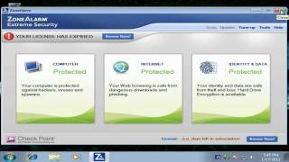 How to Crack ZoneAlarm Extreme Security and ZoneAlarm Internet Security