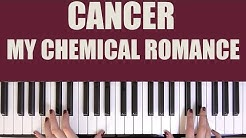 HOW TO PLAY: CANCER - MY CHEMICAL ROMANCE