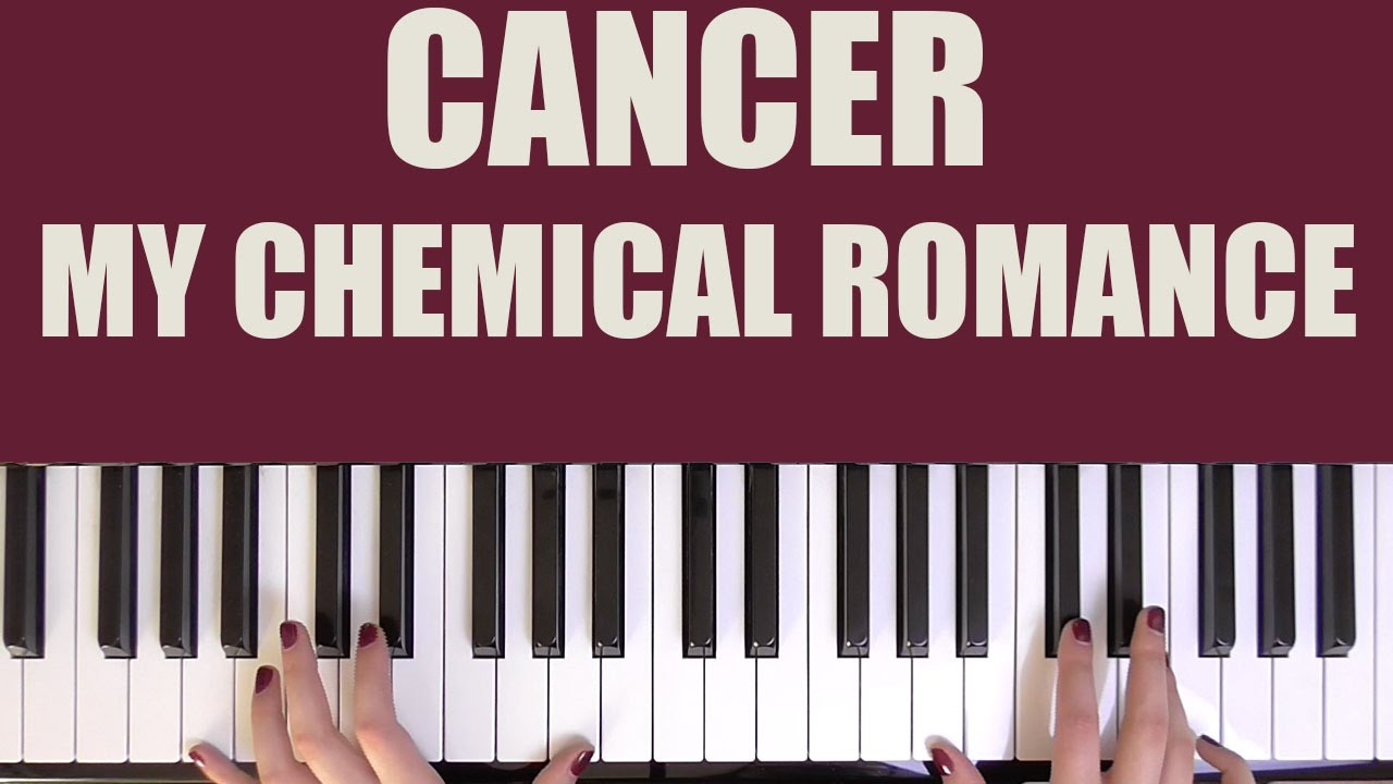 How To Play Cancer My Chemical Romance Youtube