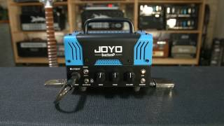 Joyo BantamP BlueJay - Official Demo