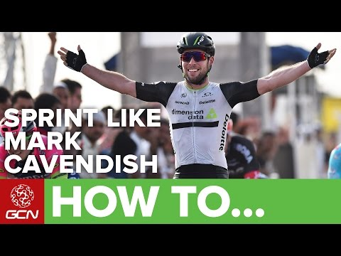 How To Sprint Like Mark Cavendish – Cav's Top 5 Sprinting Tips