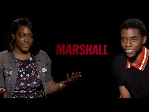 BGN :  Joi talks with Chadwick Boseman about his new film,