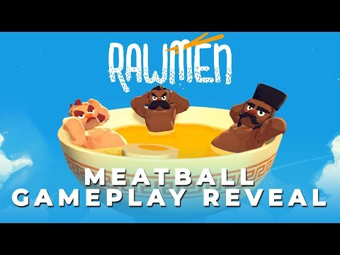 RAWMEN - Meatball Gameplay Trailer [PAX East 2020 Playable]
