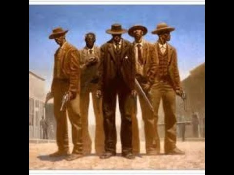 Black Cowboys: The Overlooked Heroes of the West!