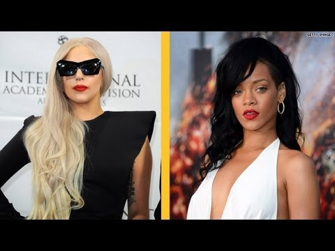 Who is the most provocative celebrity of 2012?