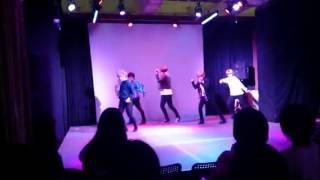 神音 20150802 HaMily U-KISS Break UP cover dance