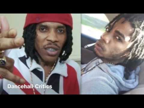 Vybz Kartel Recognizes the Threat Alkaline poses