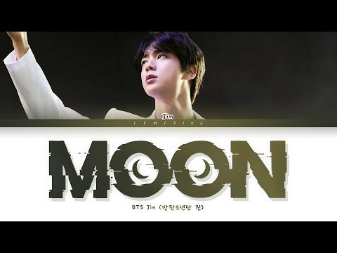 BTS Moon Lyrics (방탄소년단 Moon 가사) [Color Coded Lyrics/Han/Rom/Eng]