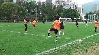 2017-2018 學界足球季軍賽 羅氏基金中學對地利亞 上