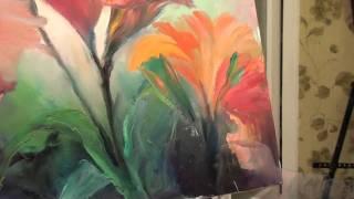 Живопись.art online.painting.рисование. боб росс.