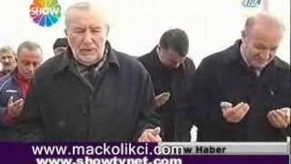 Bolu'lu Hocanın Boluspor'a Duası