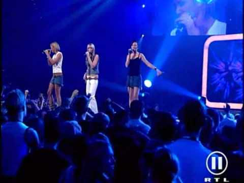 Atomic Kitten - The Last Goodbye (The Dome 2002)