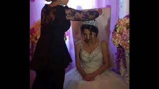 Красивые армянские свадебные традиции / Сборы невесты / Свадьба в Ереване 2018