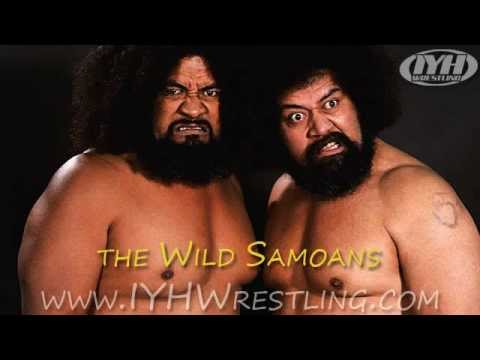 WWE Hall of Famers Wild Samoans Sika & Afa Shoot Interviews