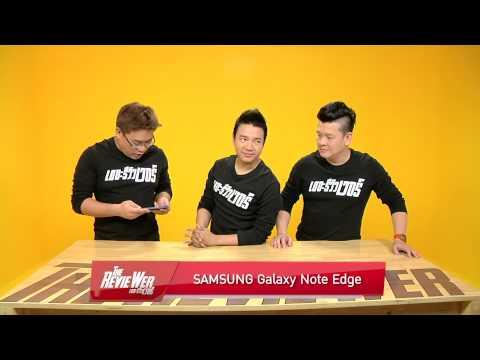 เดอะ รีวิวเวอร์ : Samsung Galaxy Note Edge Note ตัวล่าสุดที่มาพร้อมขอจอโค้ง 15 ก.พ.58 (1/3)