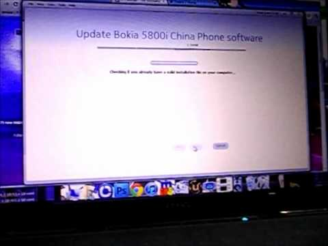 Nokia 500 Belle Update