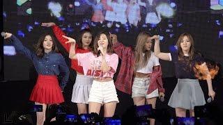 레드벨벳 Red Velvet[4K직캠]Dumb Dumb 덤덤@20160518 Rock Music