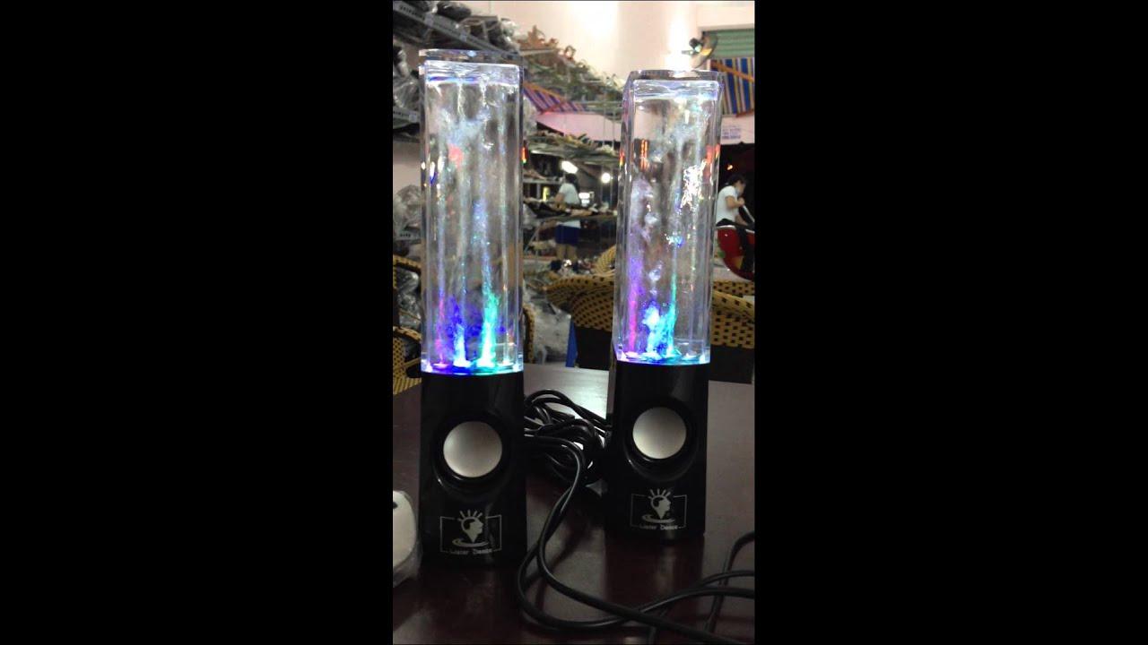 Loa Lileng 301 Dancing Water Speakers Youtube