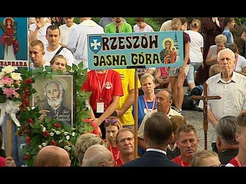 1500 osób wyruszyło w pielgrzymce do Częstochowy
