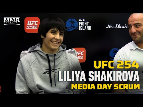 UFC 254: Liliya Shakirova Says Khabib Nurmagomedov 'Heavily Involved' In Growing MMA In Uzbekistan