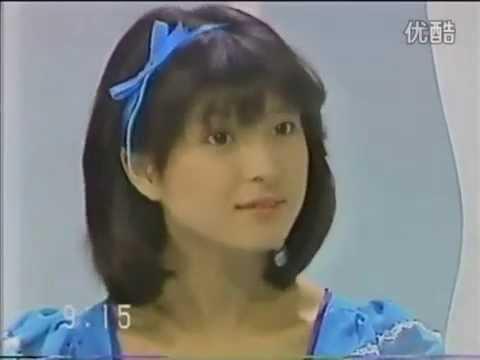 ♪未来の秘密♪ 河合奈保子(18才)