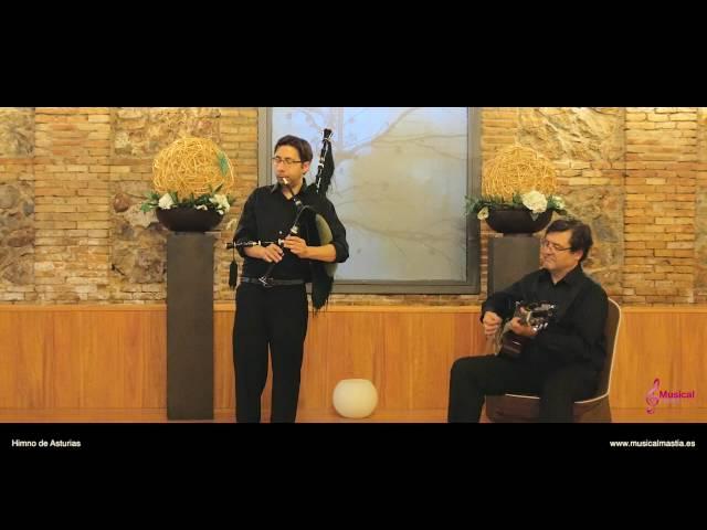 Himno de Asturias GAITA Asturias patria querida